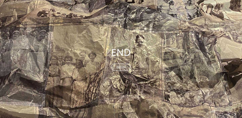Caroline Nugent End Begin Exhibition